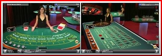 Live Casino Games at Jackpot City